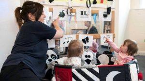 Language development in nurseries