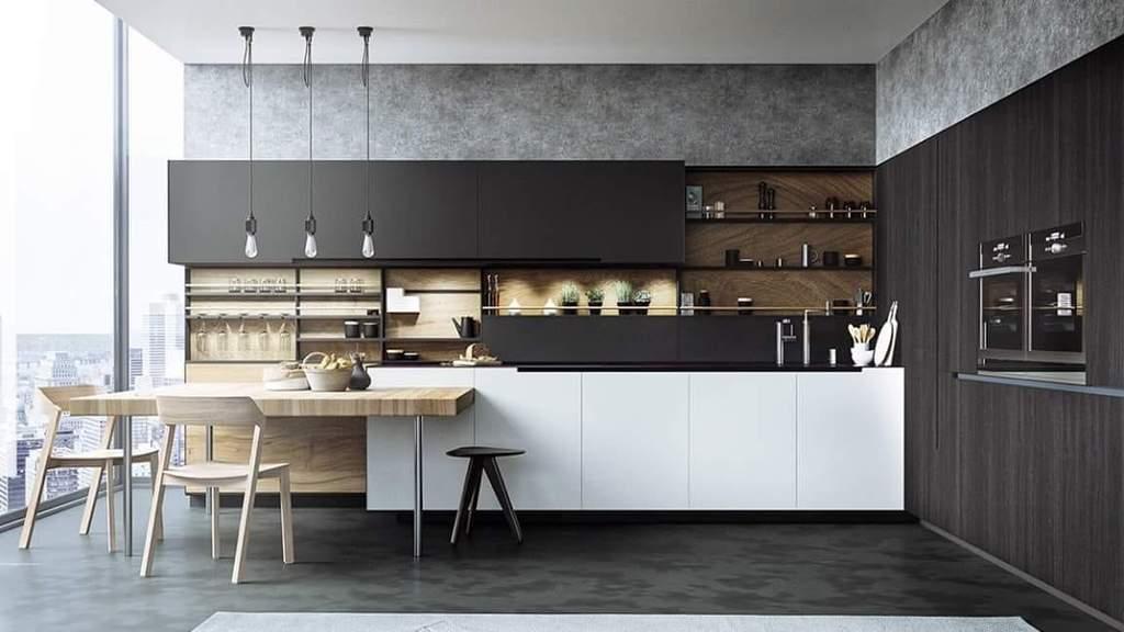 Benefits of having a modular kitchen