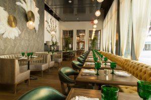 Information about restaurant interior designers