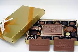 Advantages of gifting chocolate boxes