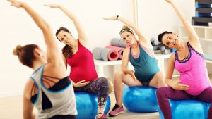 Health and well-being tips for pregnant women