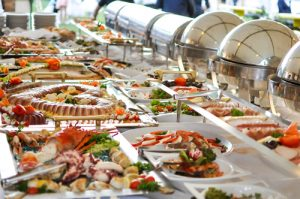 Successful catering services